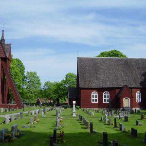 Holzkirche Kråksmåla