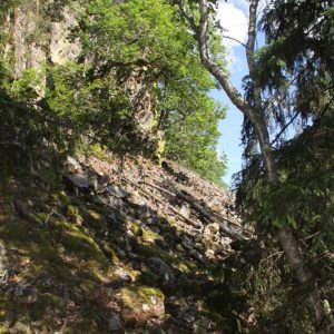 """More Kastell – """"Smålands Grand Canyon"""""""