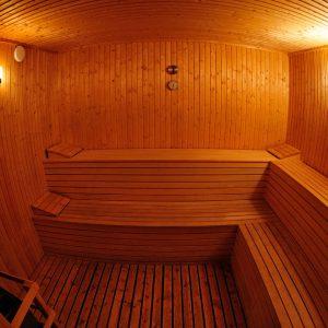Sauna für 12 Personen
